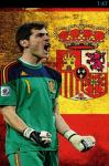 Iker Casillas Spain  Wallpaper screenshot 1/5