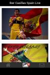 Iker Casillas Spain  Wallpaper screenshot 2/5
