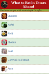 What to Eat in Uttara khand screenshot 2/3