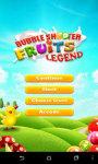 Bubble Shooter Fruits Legend screenshot 1/6