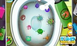 Toilet Makeover -Kids Fun Game screenshot 1/5
