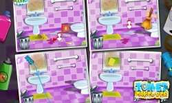 Toilet Makeover -Kids Fun Game screenshot 2/5