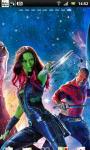 Guardians of the Galaxy Live Wallpaper 1 screenshot 2/3