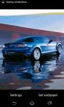 Sport Cars water effect Live Wallpaper screenshot 2/4