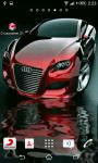 Sport Cars water effect Live Wallpaper screenshot 3/4