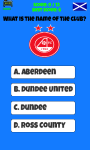 Scotland Football Logo Quiz screenshot 3/5