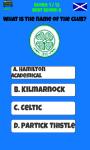 Scotland Football Logo Quiz screenshot 4/5