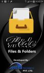 File and Folder Hider screenshot 5/5