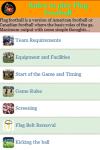 Play Flag Football Sport screenshot 2/3