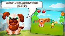 Zoo Sounds For Kids screenshot 1/3