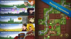 Carcassonne excess screenshot 1/6