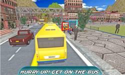 Uphill Off Road Coach Driver screenshot 2/5