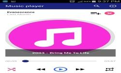 Mp3 Player Pro - Music Player screenshot 1/6
