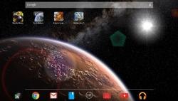 Mars in HD Gyro 3D XL personal screenshot 6/6
