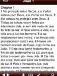 Acro Bible Portuguese screenshot 1/1