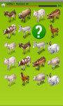 Farm Animals Game Free screenshot 4/4
