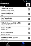 70s80s90sRadio Pro screenshot 3/3