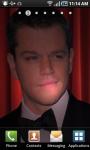 Matt Damon Live Wallpaper screenshot 2/2