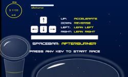 FOG Planet Racer  screenshot 2/2