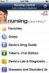 Nursing Central screenshot 1/1