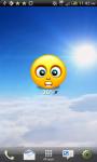 Smiley Battery Widget Volume 2 screenshot 1/2