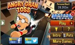 Angry Gran Toss screenshot 1/6