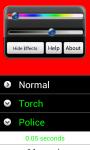 Mobi Torch Free screenshot 5/6