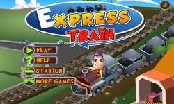 Express Train Game screenshot 1/3