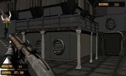 Brave Shooter II screenshot 2/4