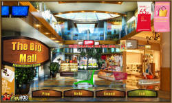 Free Hidden Object Game - Big Mall screenshot 1/4