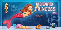 Mermaid Princess Sea Adventure screenshot 1/6