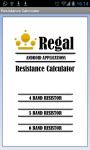 Resistance Color Code Calculator screenshot 1/4