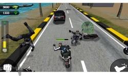Bike Attack Race : Stunt Rider screenshot 1/5