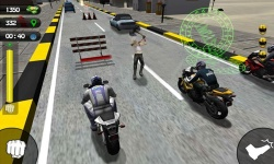 Bike Attack Race : Stunt Rider screenshot 3/5