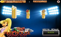 Free House Casino Slot screenshot 2/4
