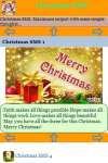 Latest Merry Christmas SMS screenshot 3/3