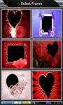 Valentine Photo Frames Free screenshot 2/6