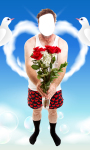 Romantic Man Photo Montage screenshot 5/6