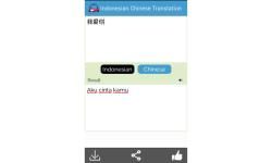 Indonesian to Chinese Translator screenshot 3/5