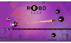 Robo Rush - Robo Run screenshot 1/5