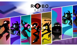 Robo Rush - Robo Run screenshot 3/5