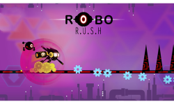 Robo Rush - Robo Run screenshot 4/5