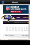 Ravens Fans screenshot 6/6