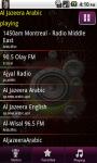 Arabic Radio Lite screenshot 3/3