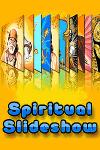 Spiritual Slideshow Free screenshot 1/5