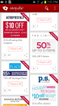 Mobile Coupons by Shopular screenshot 2/5