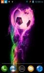Fire soccer ball screenshot 1/4