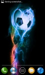 Fire soccer ball screenshot 3/4