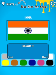 Colour the Flags Android screenshot 5/6