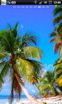 Caribbean Beach Shore LWP screenshot 2/6